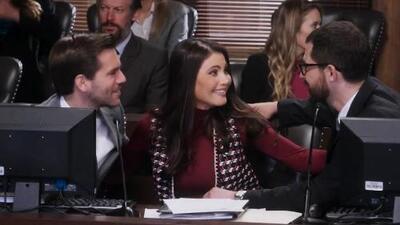 Cristina ganó el juicio contra el hombre que la acosó sexualmente
