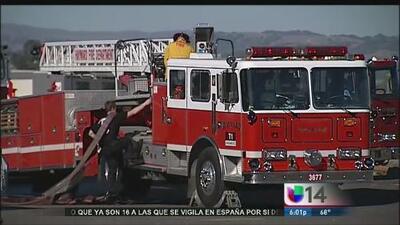 Fatal incendio en Hayward