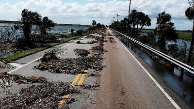 ¿Qué queda de Irma, el huracán que azotó a Florida?
