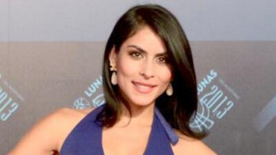 ¡María León quiere ser villana de telenovela!