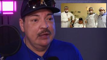 Julio Preciado narra que casi pierde sus testículos y dejó sus joyas en garantía para pagar el hospital