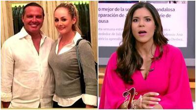 Francisca Lachapel reacciona a polémica foto: ¿Luis Miguel dejó de ser un galán?
