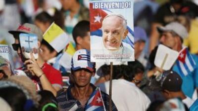 El papa viaja a Holguín, la segunda etapa de su viaje a Cuba