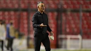 """Pity: """"Mi equipo es competitivo; lo que opinen afuera no nos daña"""""""