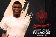 Tras escándalo con Lobos BUAP, William Palacios ya encontró trabajo en Perú