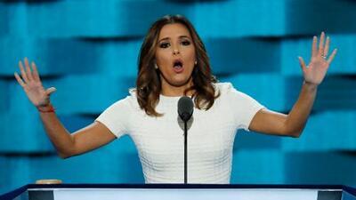Lo más destacado de los discursos latinos en el arranque de la Convención Demócrata