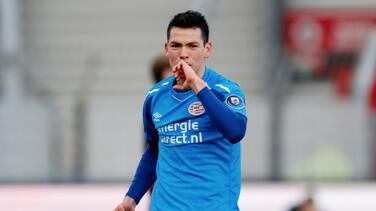 Volvió la 'Chuckymanía', Hirving Lozano volvió a anotar en el triunfo del PSV
