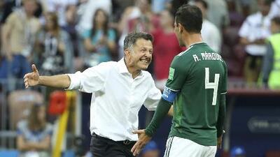 Rafa Márquez reveló que le pidieron a Osorio parar las rotaciones en el Mundial