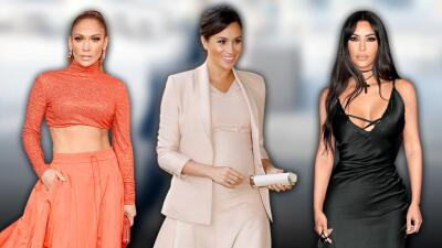 Meghan Markle se enfrenta con JLo, Kim Kardashian y hasta su mejor amiga por un premio internacional