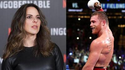 Kate del Castillo confirma que tuvo una relación con 'El Canelo' Álvarez