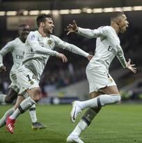 Mbappé salva el trámite ante Toulouse