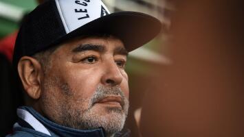 """""""Lo consideraba un amigo de verdad"""", así recuerda a Maradona el exfutbolista y comentarista deportivo Hristo Stoichkov"""