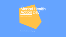 Univision is proud to be a founding partner in the first-ever 'Mental Health Action Day' to empower the Hispanic community to take action on mental health
