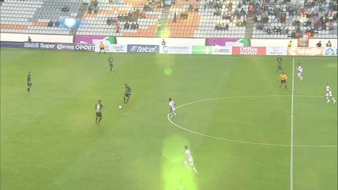 Highlights: Cafetaleros de Tapachula at Pachuca on September 25, 2018