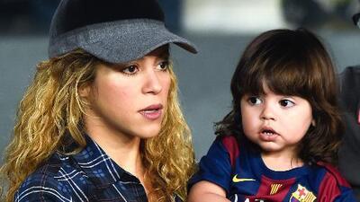 El segundo bebé de Shakira se llama Sasha Piqué Mebarak