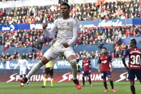 Casemiro confía en la recuperación del Real Madrid en la Champions