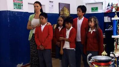 La Rosa de Guadalupe - 'La guerra: El origen del bullying'