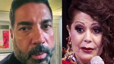 El padre de Frida Sofía confiesa si ha podido aconsejarla sobre los conflictos con Alejandra Guzmán