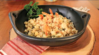 Prepara estos macarrones con queso y choclo con las sobras de Thanksgiving