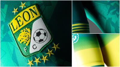 Jerseys de lujo para la Fiera: esta es la nueva piel del Club León
