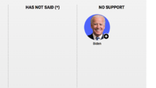 Interactive: These are the Democrats in the 2020 presidential hunt