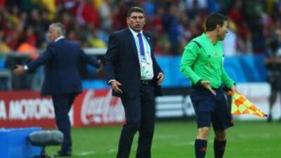 """Luis Fernando Suárez: """"Nuestro equipo tiene intensidad y actitud"""""""
