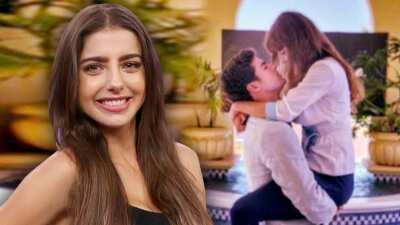 Michelle Renaud da más detalles de su relación con Danilo Carrera y demuestra que se derrite por él