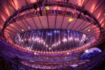 Imágenes inolvidables de la Ceremonia de Inauguración Rio 2016