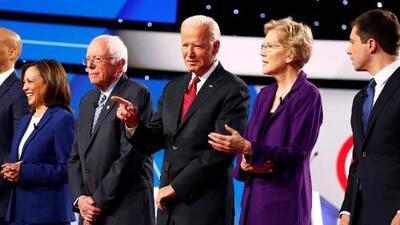 Crece el apoyo a la candidatura de Elizabeth Warren en Filadelfia