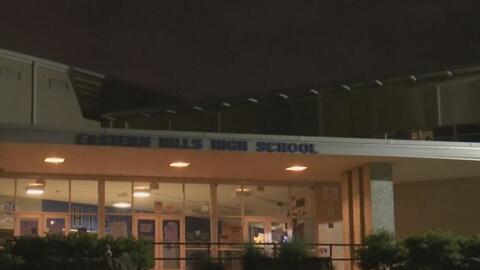 Policía investiga amenaza contra la escuela secundaria Eastern Hills en Fort Worth