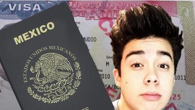 Mario Bautista aclara que no lo deportaron por posesión de marihuana