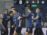 Atalanta despacha al Napoli y está listo para duelo ante Real Madrid por la Champions