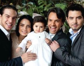 """""""Nunca supe si sería buen papá"""": Eugenio Derbez"""