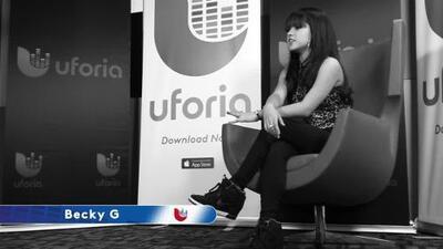 Uforia Lounge: Becky G Episode 3