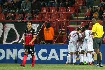 En fotos: Xolos perdió 0-2 con New York Red Bulls en ida de cuartos de final en Concacaf