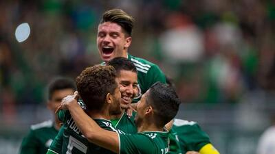 México inició con el pie derecho el 2018 tras vencer 1-0 a Bosnia-Herzegovina