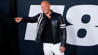 Vin Diesel dice que quiso rodar una gran película en Cuba desde la primera vez que visitó la isla