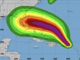 El huracán Dorian se aleja de Puerto Rico sin mayores daños