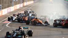 """Lewis Hamilton acepta error y dice que recibió """"una lección de humildad"""""""