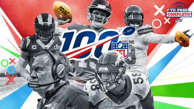 Temporada NFL 2019: 100 años de la liga más emocionante del mundo