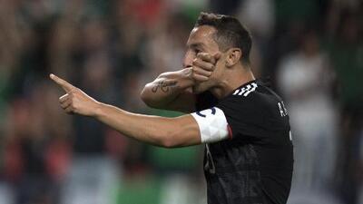 ¡Histórico! Andrés Guardado igualó dos récords de jugadores del Tri en la Copa Oro