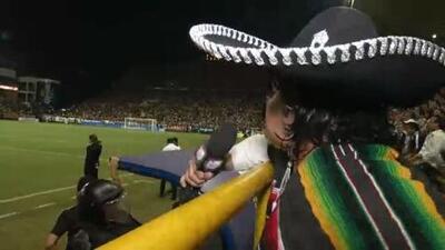 Kevin Arnulfo se fue a Culiacán Sinaloa a ver el Dorados vs. Chivas