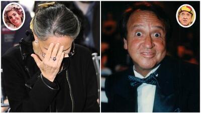 """Córtala ahora"": Carlos Villagrán revela cómo 'Chespirito' lo ayudó a librarse de Florinda Meza"