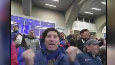 """""""¡Forza Inter!"""": 'Bam Bam' Zamorano gritó a rabiar el gol que definió el derbi della Madonnina"""