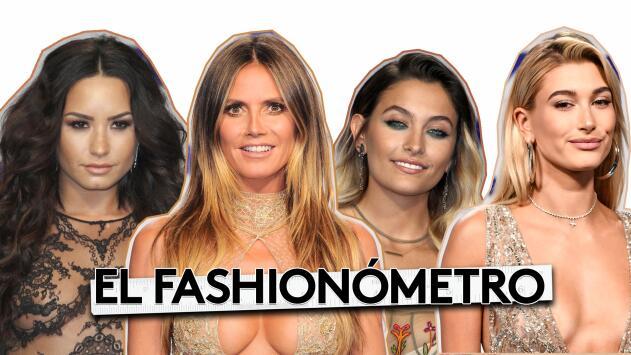 El Fashionómetro, estos fueron los mejor y peor vestidos de los MTV VMA 2017