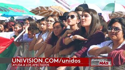 Univision Dallas Celebra La Herencia Hispana con Fiestas Patrias