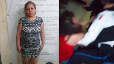 (Fotos) Policía se desmaya al encontrar a su esposa en una 'parchi-fiesta'