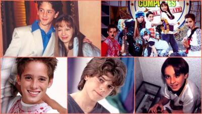 Ellos son los galanes de telenovelas infantiles que enamoraron a una generación