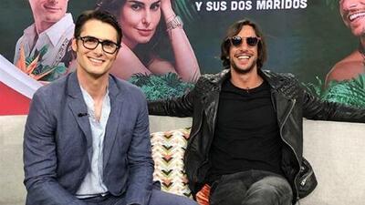Los dos maridos de Doña Flor hablan del amor y de todo lo que nos sorprenderá esta telenovela