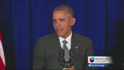 Sigue la trasmisión del discurso de Obama desde Springfield aquí